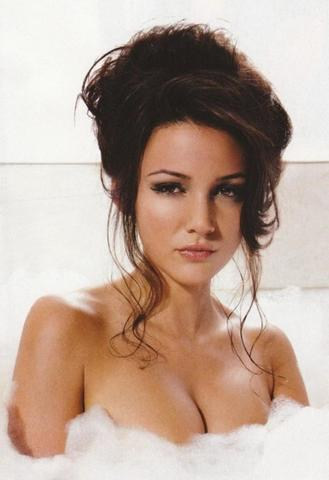 actress Michelle Keegan 21 years the nude picture home