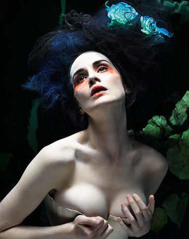 Hot photoshoot Michelle Dockery tits