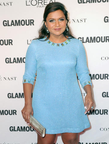 Mindy Kaling topless photography