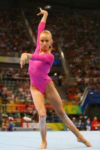 Nastia Liukin topless photography