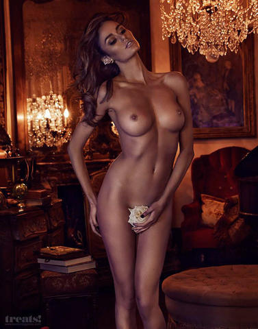 Naked Nicole Trunfio picture