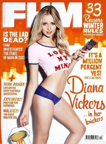 models Diana Vickers teen bust snapshot in public