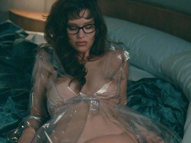 Hot photo Paz de la Huerta tits