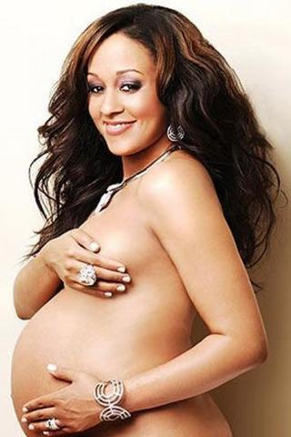 actress Tia Mowry-Hardrict 19 years in one's skin image in public