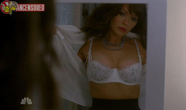 Lindsay Price topless photoshoot