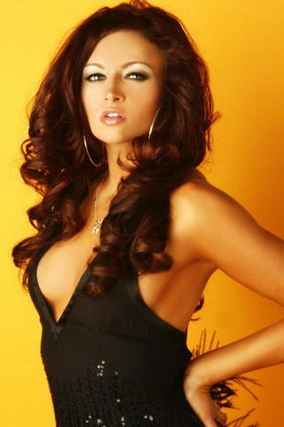 celebritie Maria Kanellis 18 years ass photoshoot in the club
