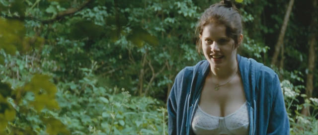 actress Rachel Hurd-Wood 22 years bareness snapshot home