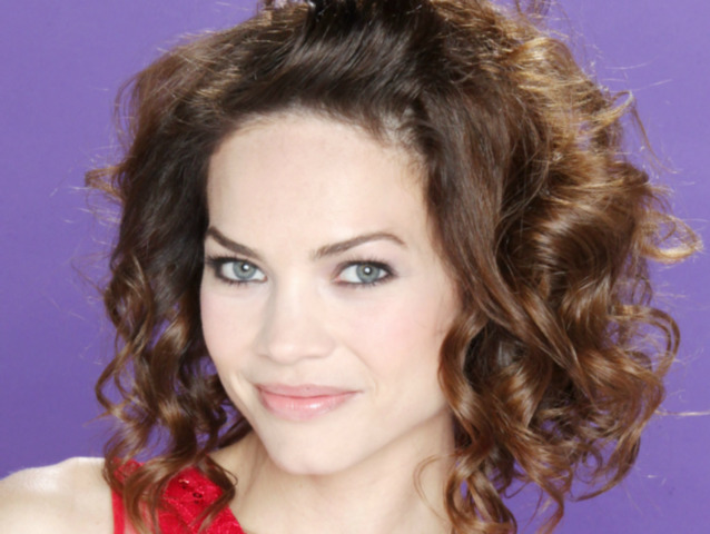 celebritie Rebecca Herbst 22 years impassioned picture beach