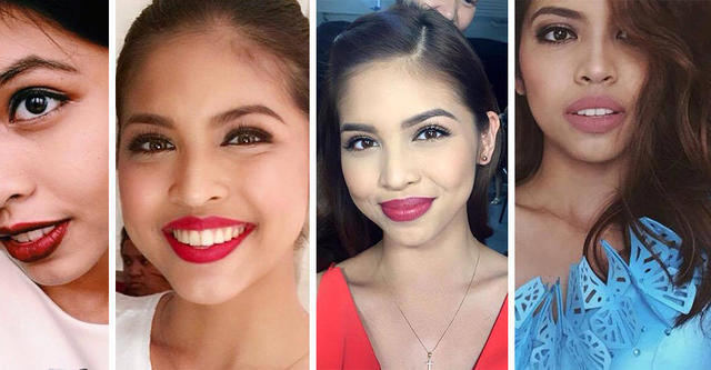 models Maine Mendoza 25 years Without clothing pics in the club