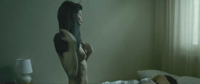 Elodie Yung topless photos