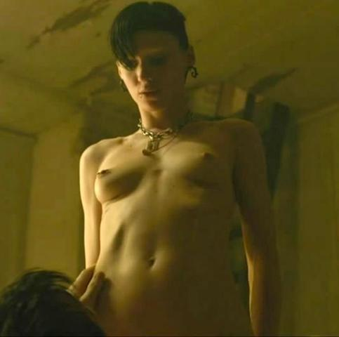 models Rooney Mara 20 years nudism pics in the club