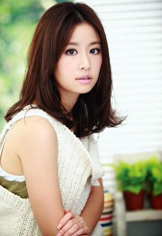actress Ruby Lin 22 years stolen photography beach