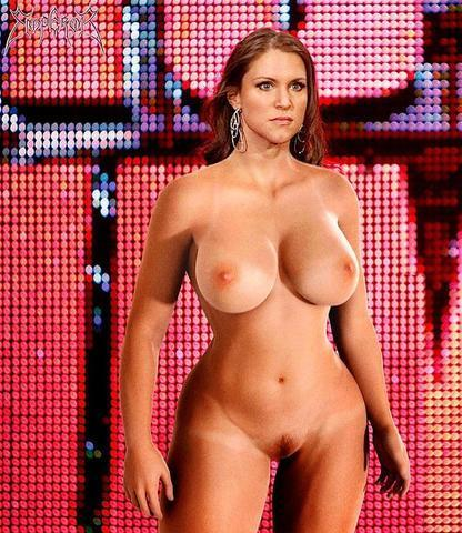celebritie Stephanie McMahon 20 years hooters art home