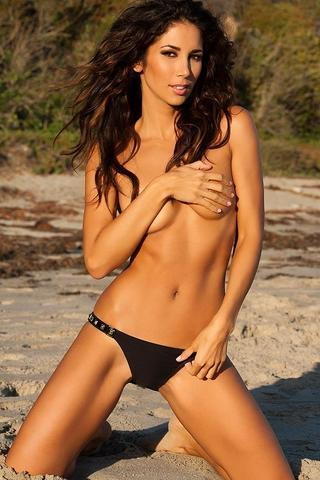 actress Leilani Dowding 20 years provoking photography home