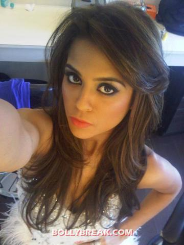 models Sana Saeed 20 years private art in the club