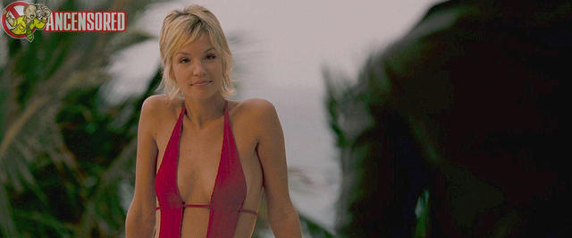 Hot snapshot Ashley Scott tits