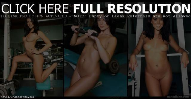 celebritie Serinda Swan 20 years in the buff image in public