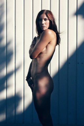 Hope Solo nude picture