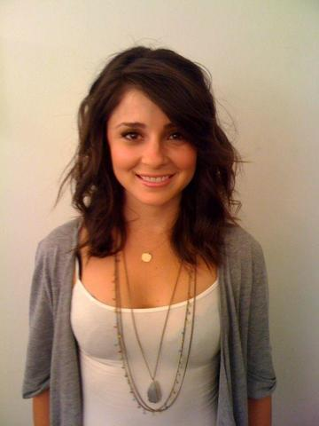 actress Shiri Appleby 18 years bare-skinned foto home