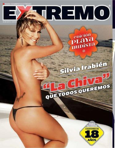 Silvia Alonso topless photography