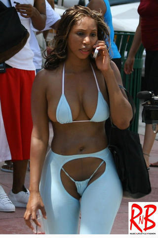 Naked Tamar Braxton photos