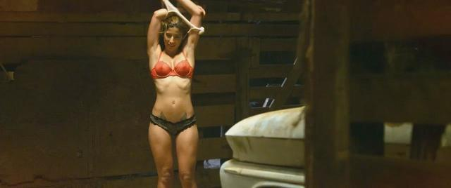 Hot photography Tania Raymonde tits