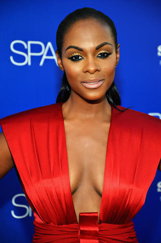 actress Tika Sumpter 2015 swimming suit photos in the club