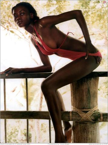 Sexy Oluchi Onweagba photos High Quality