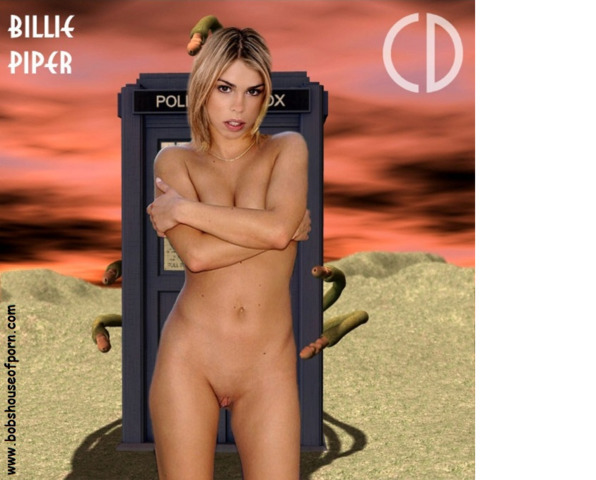 models Billie Piper 19 years indecent image in the club