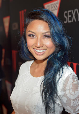 Naked Jeannie Mai photography