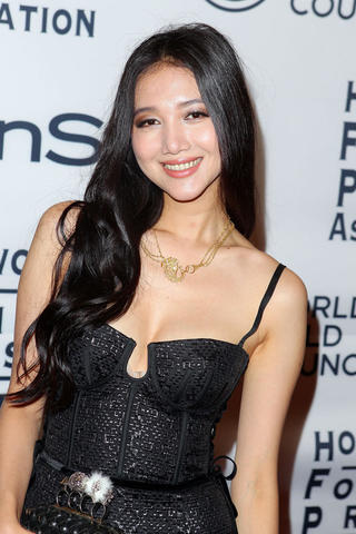 Hot picture Wenwen Han tits