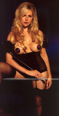 models Abigail Titmuss 23 years barefaced snapshot home