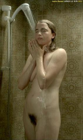 Naked Adèle Haenel photoshoot