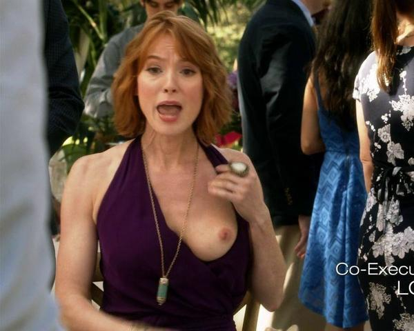 Hot art Alicia Witt tits