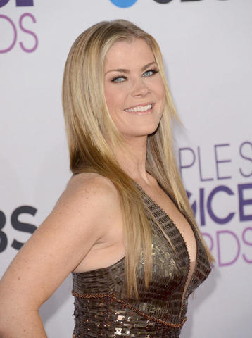 actress Alison Sweeney 18 years mammilla photos home