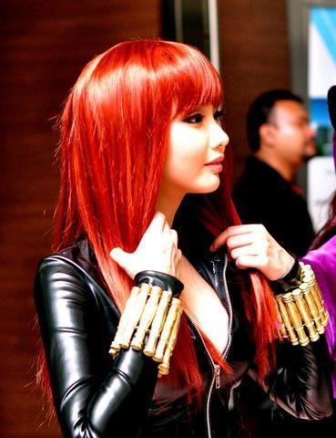 Naked Nina Gosiengfiao photoshoot