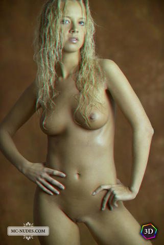 models Kasia Koleczek 23 years Without swimming suit art in public