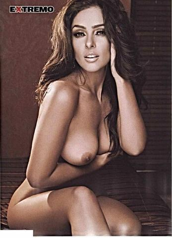 actress Nicole Garcia 25 years buck naked picture home