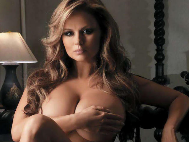 Anna Semenovich nude photos
