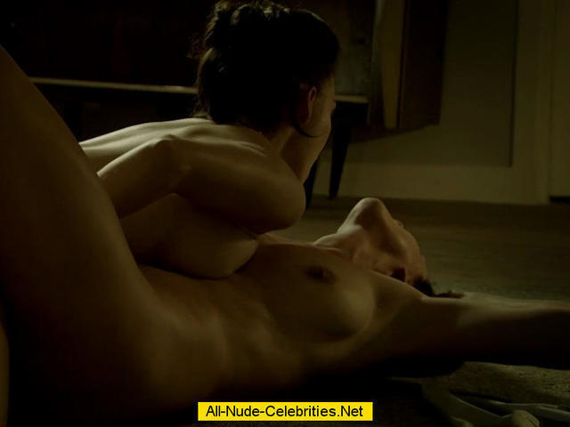 Anna Skellern topless photo