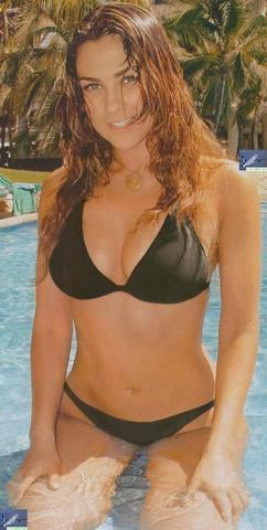 actress Aracely Arámbula young Uncensored pics in public