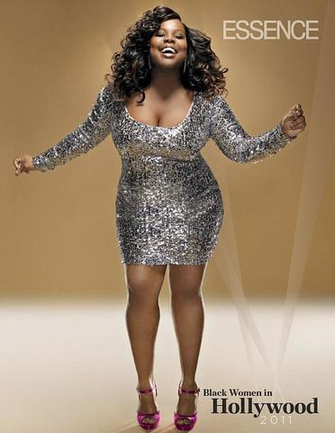 Amber Riley nude image