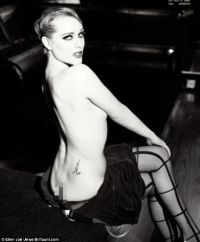 Naked Evan Rachel Wood art