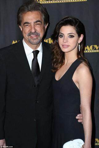 actress Gia Mantegna 24 years exposed foto in public