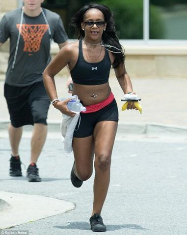 Bobbi Kristina Brown topless photo