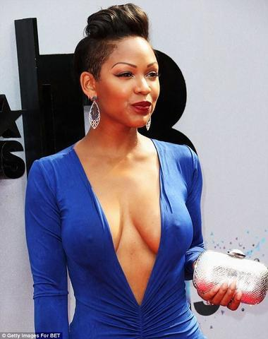 actress Meagan Good 25 years amative photography beach