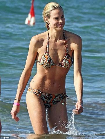 Naked Brooke Burns art