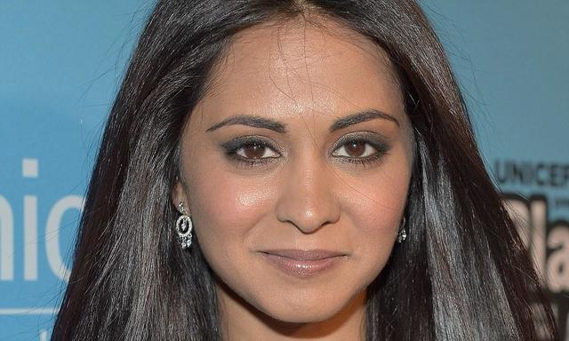 actress Parminder Nagra 20 years stripped picture beach