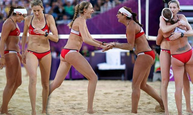 actress Misty May-Treanor 20 years nude art image home