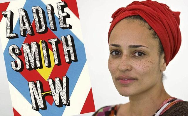 Sexy Zadie Smith picture High Quality